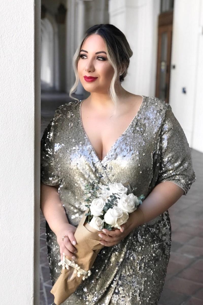 5490169d15ed Vestido de festa tamanho grande | 10 lojas para encontrar o modelo ideal