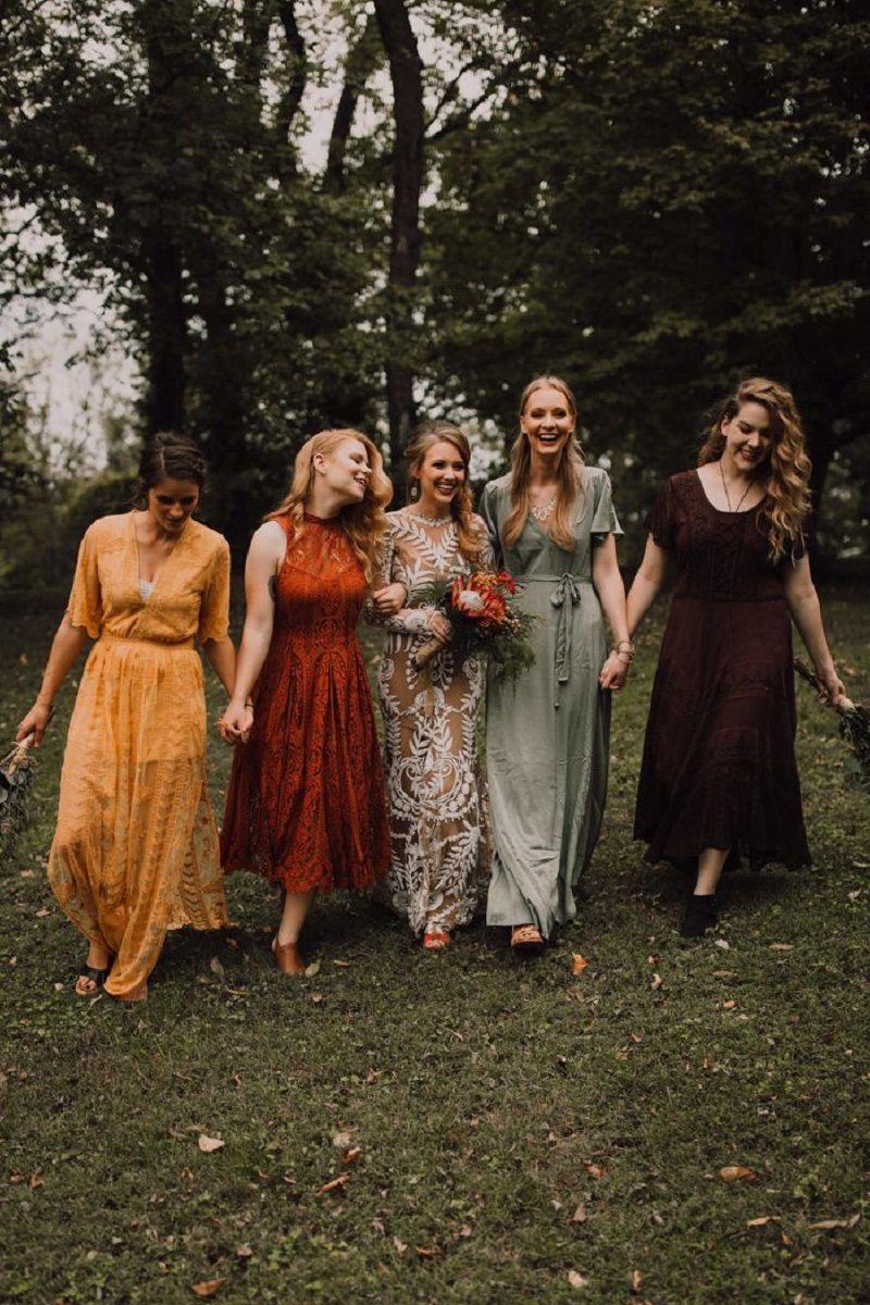 vestidos-de-madrinha-de-casamento-à-noite
