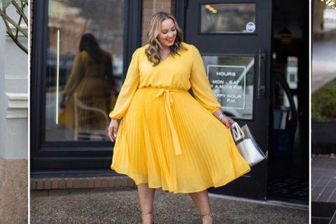 Vestido de festa tamanho grande | 10 lojas para encontrar o modelo ideal