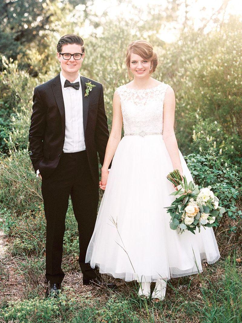 Vestido de noiva anos 70