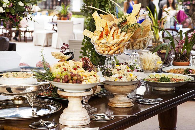 buffets de casamento em sao paulo 9 vivi barros