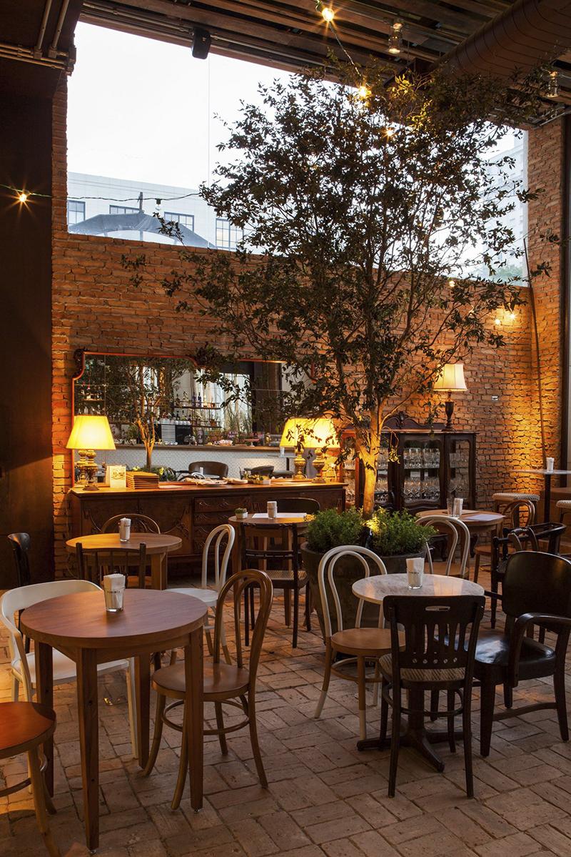 restaurante para casamento em são paulo _ Casa manioca