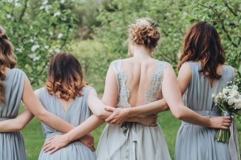 Demoiselle | Saiba o significado e como elas podem ajudar a noiva