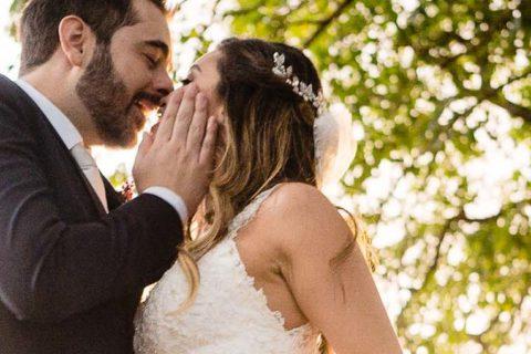 Após 15 anos de namoro eles tiveram o Grande Dia | Marisa e Elias