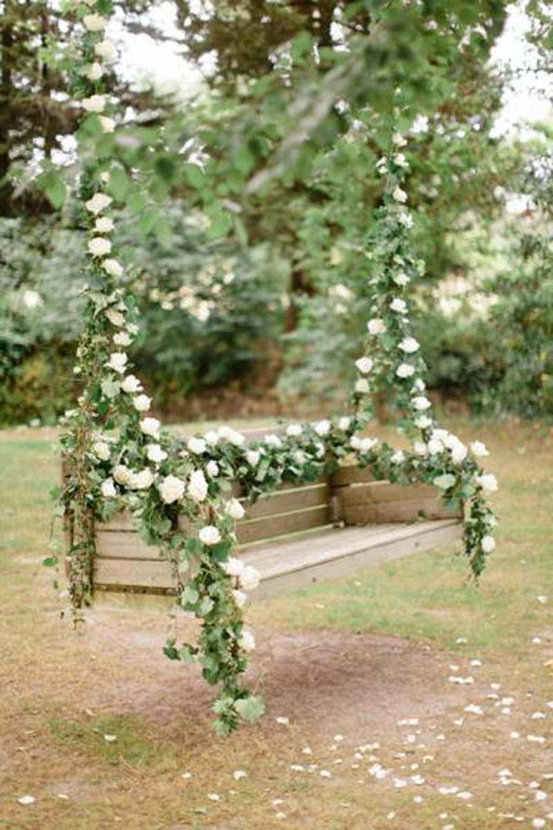 balanço para casamento