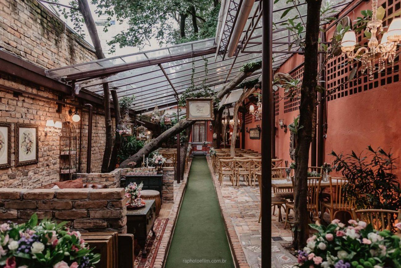 espaços para casamento em São Paulo