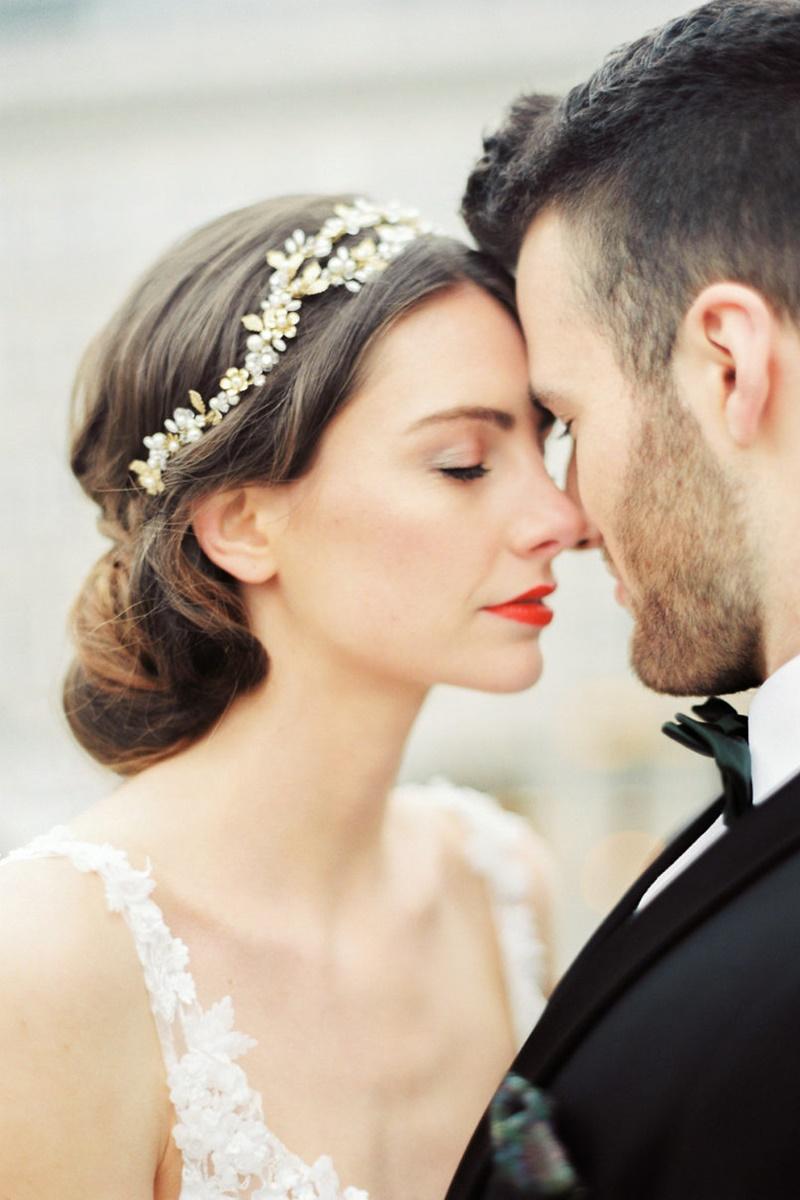 grinalda de noiva