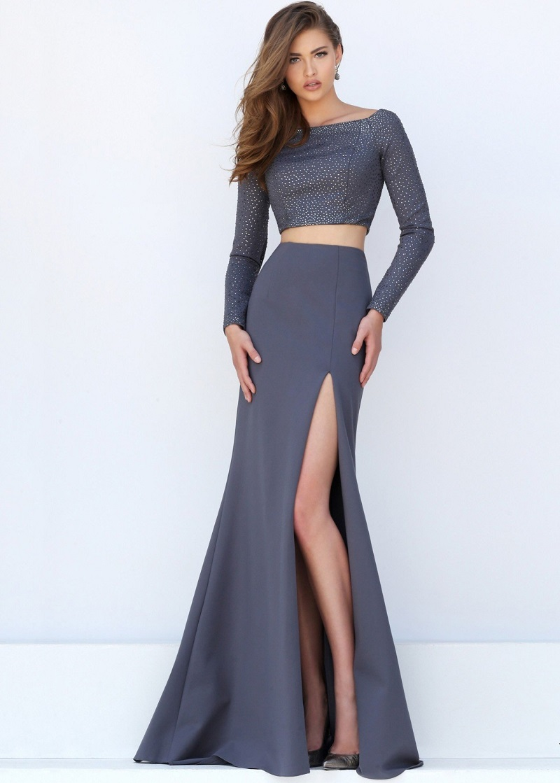 vestido-longo-de-manga-comprida