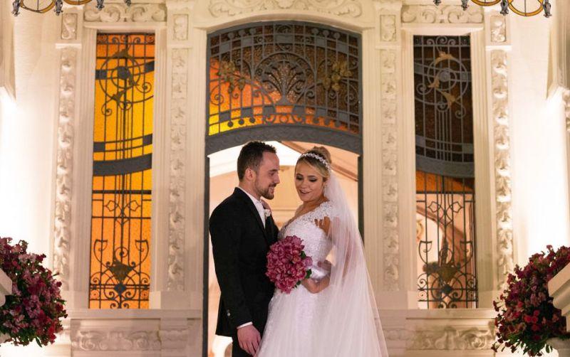 Espaços luxuosos para casamento em SP