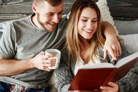 Casamento de sucesso | 5 livros para ter um relacionamento feliz