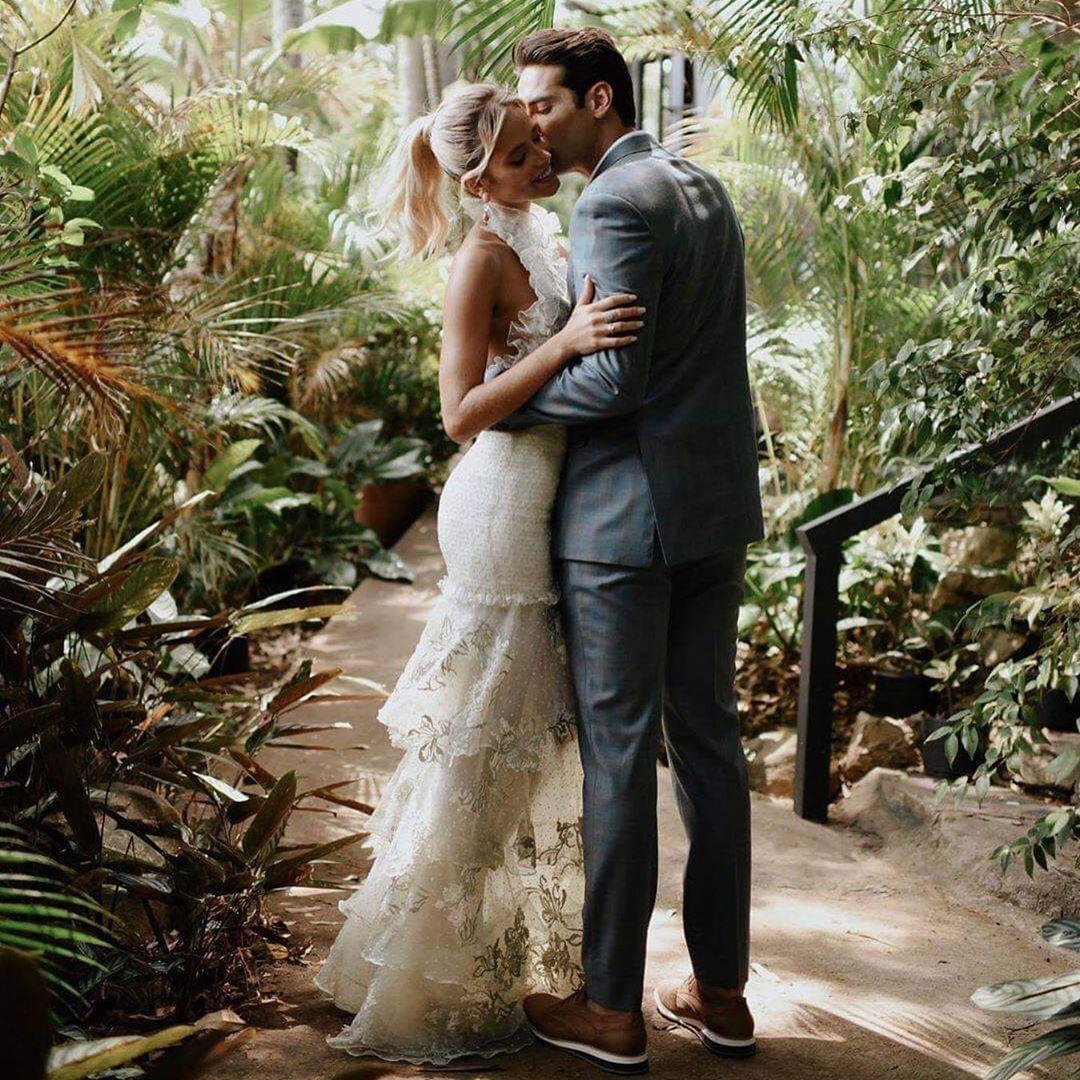 casamento kaká e carol dias