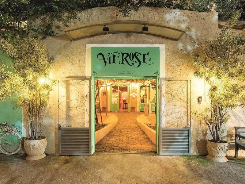 vie rose mini wedding