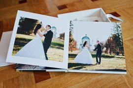 Como escolher as fotos do álbum de casamento