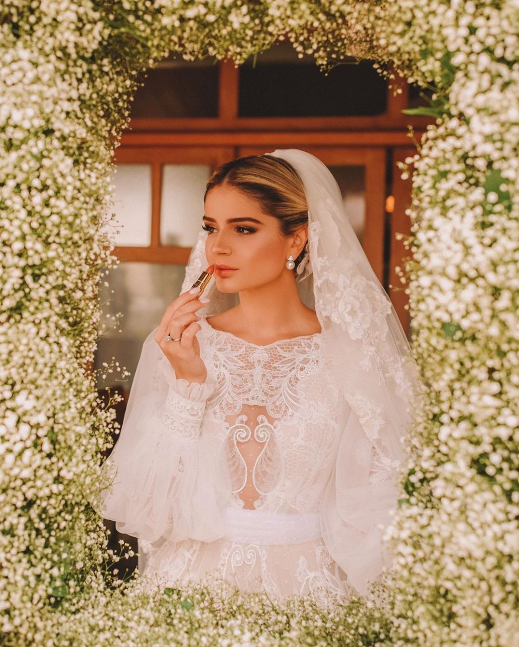 casamento religioso thássia naves e artur attie