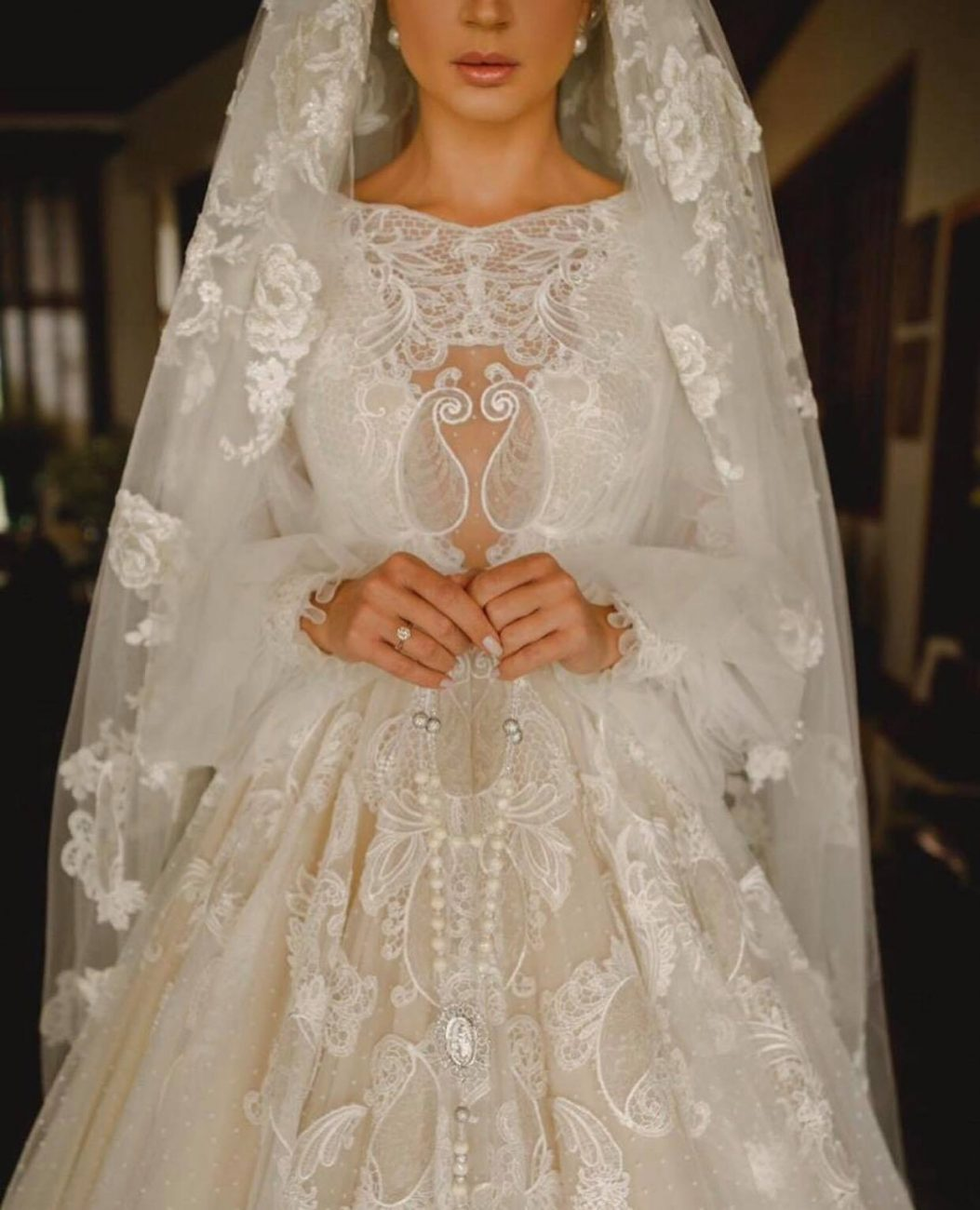 casamento religioso tássia naves e artur attie