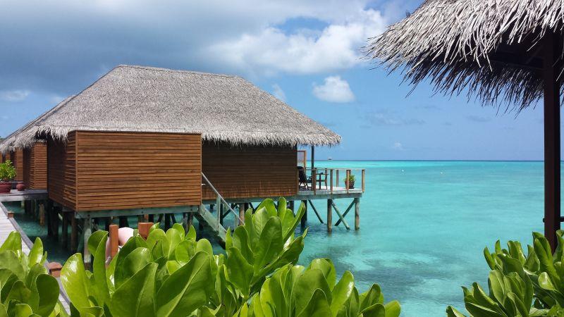 bangalô-nas-ilhas-maldivas