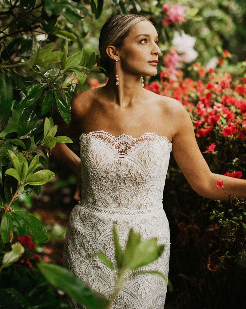 rendas para vestido de noiva