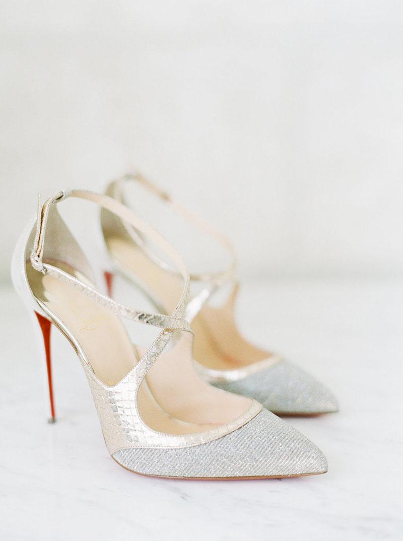 sapato para noiva com salto alto