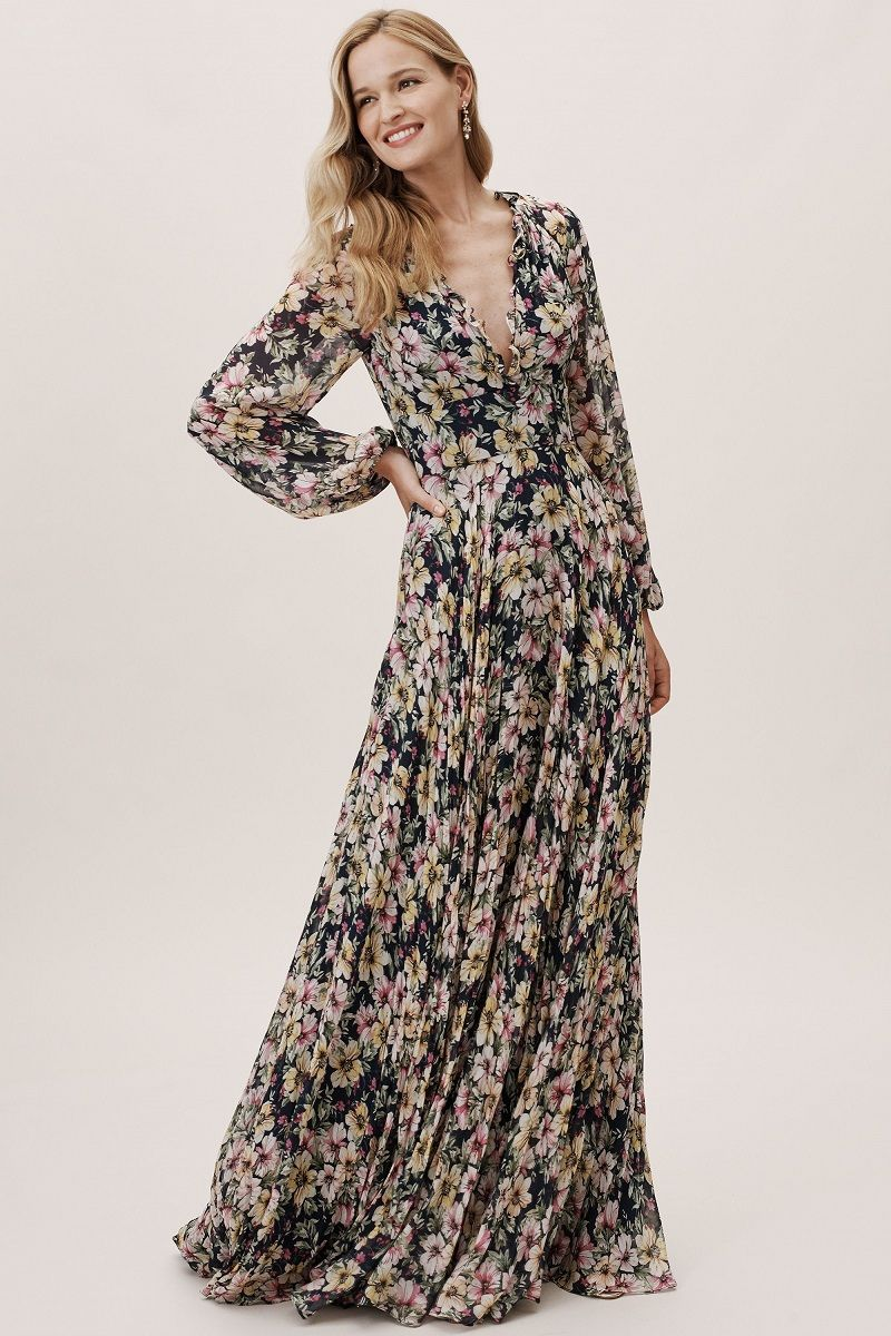 vestido-de-noivado-florido