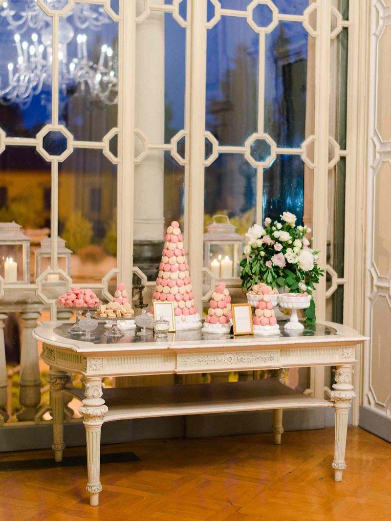macarons-na-cor-rosé-para-casamento