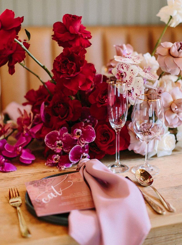 decoração-com-diferentes-tons-de-rosa