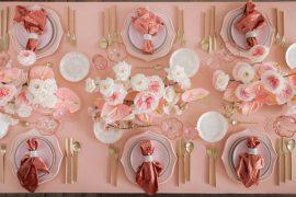 Decoração de casamento rosé | 30 inspirações para apostar na cor