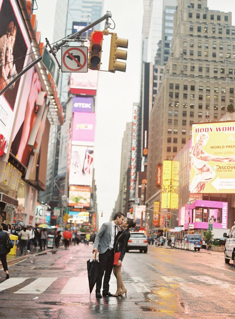 Lua de mel em Nova York