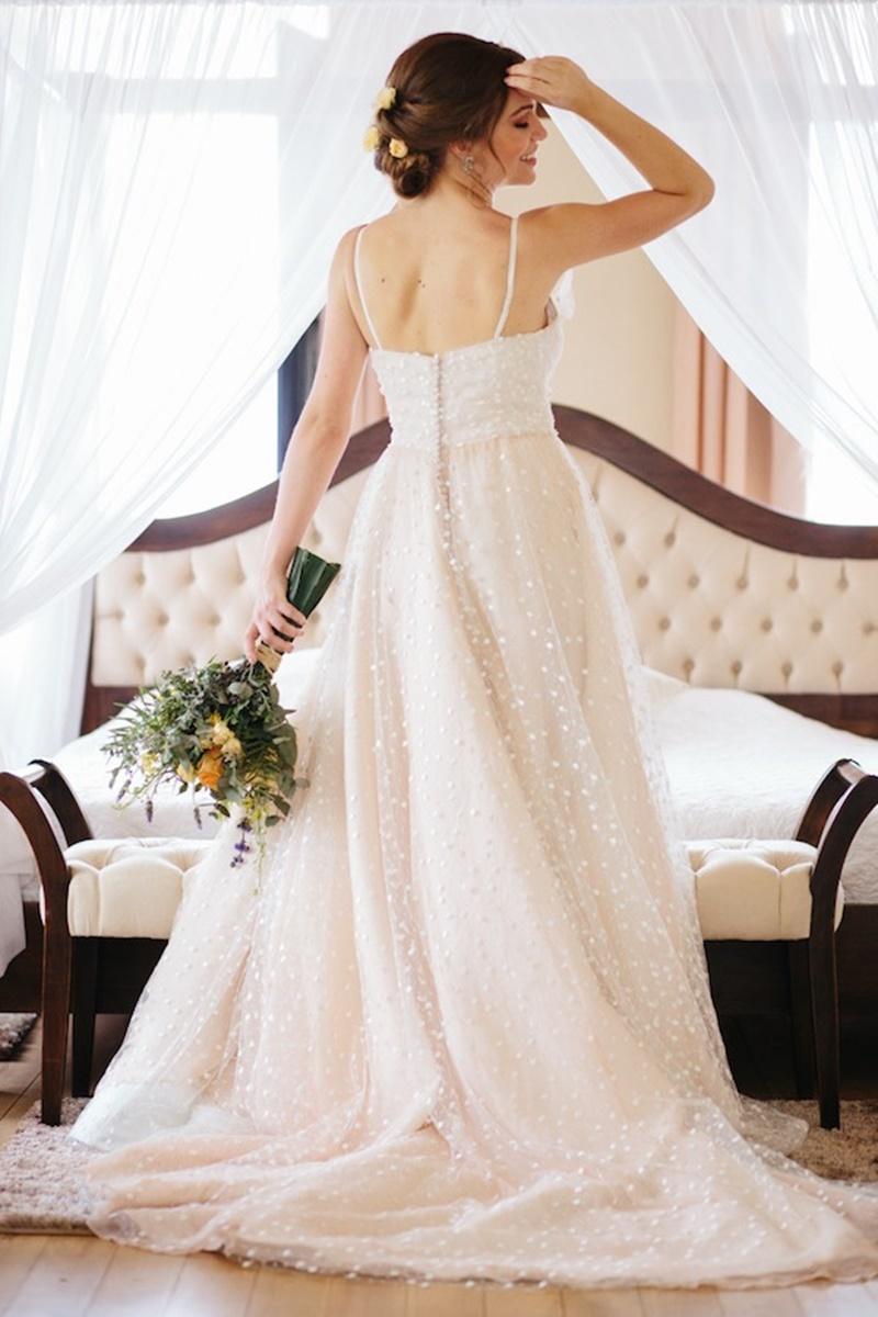 vestido de noiva casamento no verão