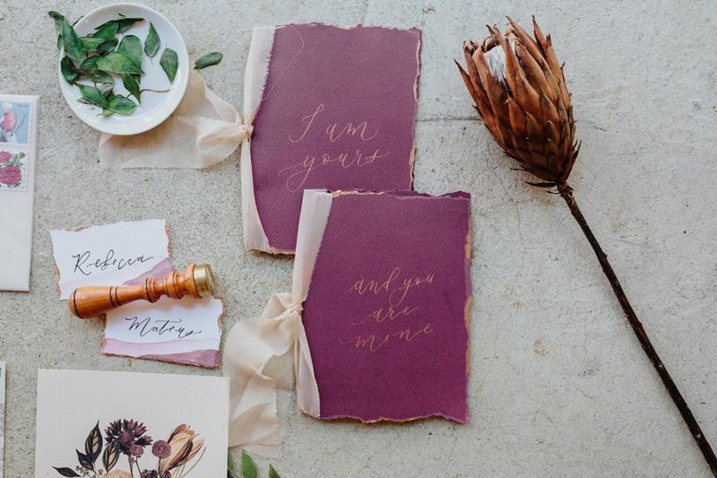 caderninho de votos no casamento