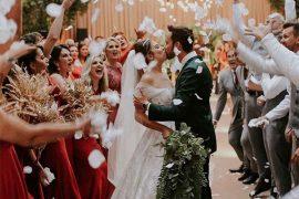 Casamento Fabi Santina e Leandro Munhós | Cerimônia romântica e inspiradora