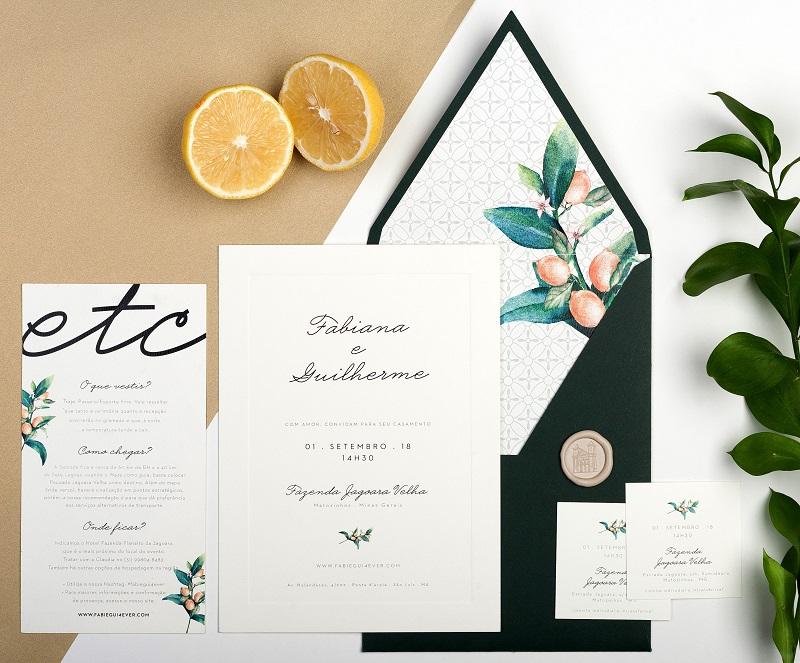 convite-de-casamento-com-envelope-colorido
