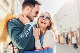 Top 10 destinos de lua de mel para quem gosta de fazer compras