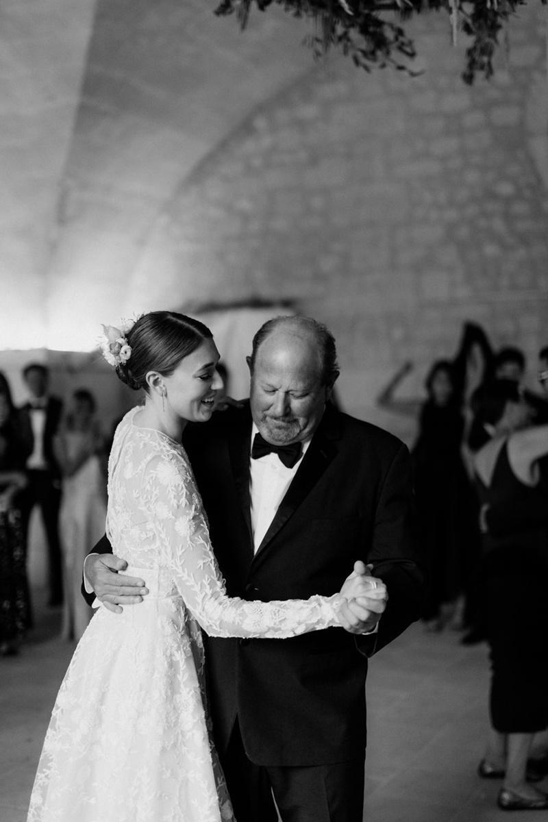 dança com convidado casamento