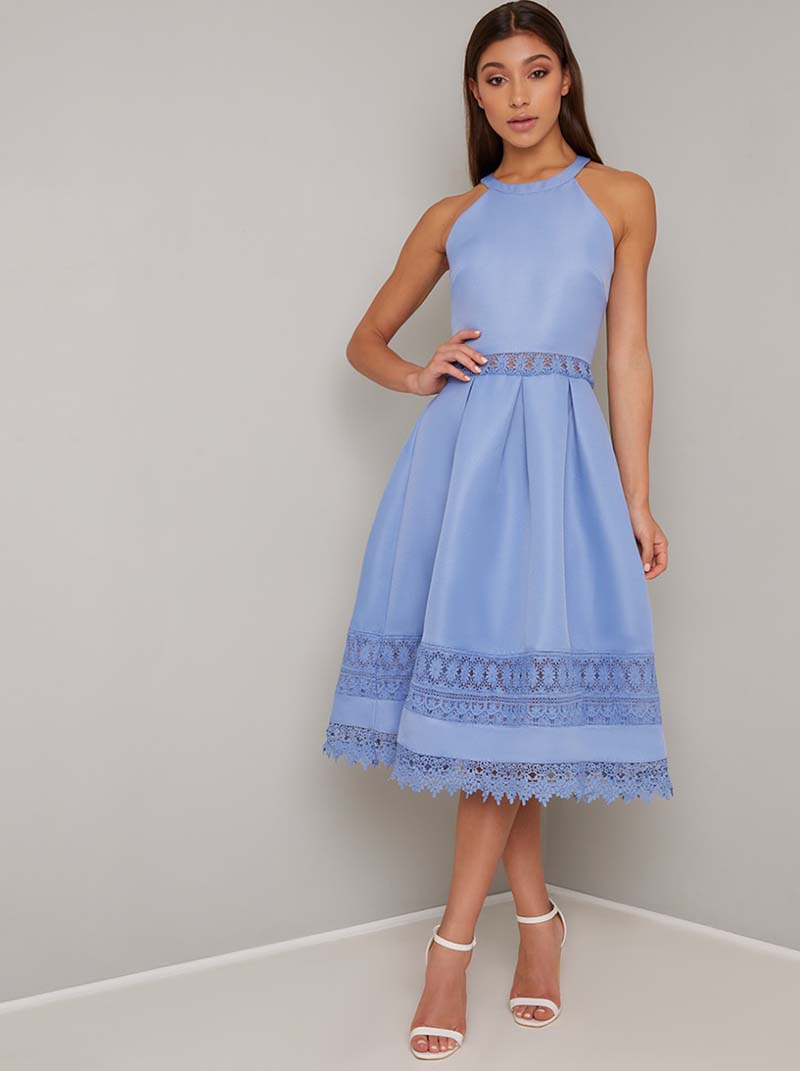 vestido para festa de casamento de dia