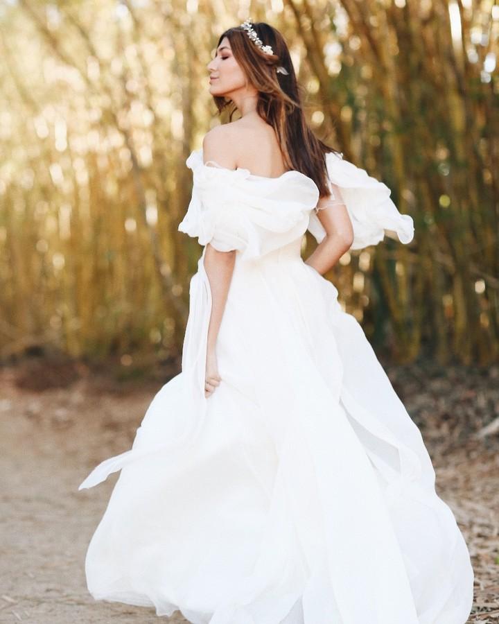 vestido de noiva 2020