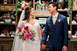 Um lindo casamento no Celeiro Quintal | Christiane e Guilherme