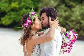 Casamento surpresa nas Ilhas Maldivas| Thalles e Thalita