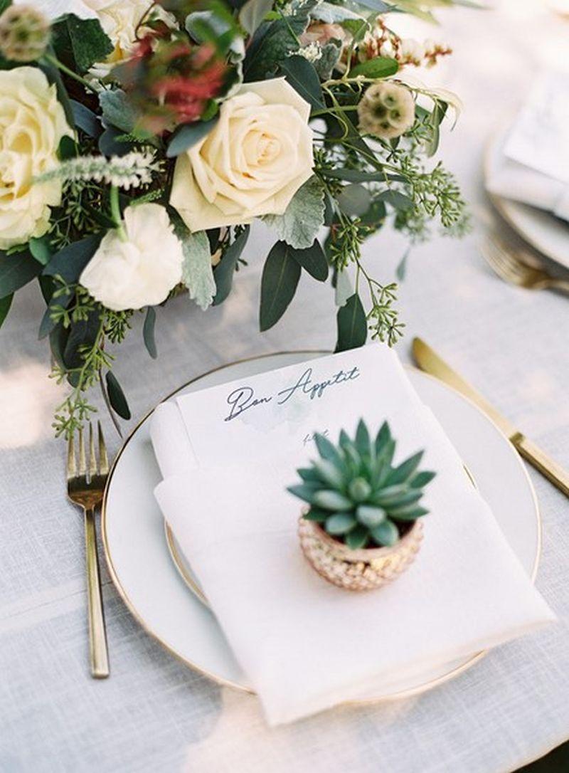decoração de mini wedding