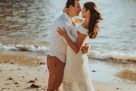 Vestido para pré-wedding: confira como escolher o seu