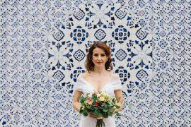 Editorial Encanto Português | Atelier LUIT traz vestidos de noiva inspiradores