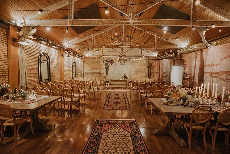 celeiro quintal farm wedding