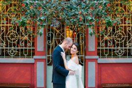 Mini wedding cheio de romantismo, vibe vintage e história: encante-se com o Espaço Quintal