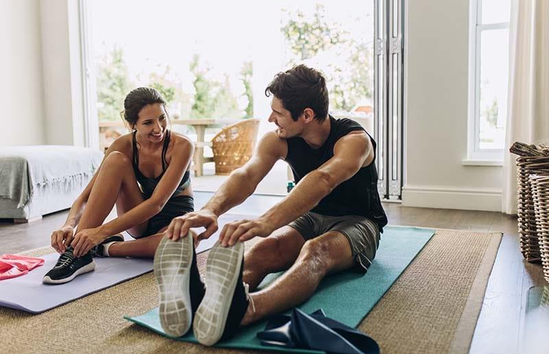 quarentena atividade física