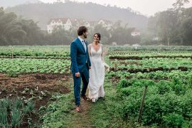 Casamento dos sonhos ao ar livre em Petrópolis – conheça a Pousada da Alcobaça