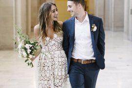 Dicas para encontrar online o vestido para casamento civil no cartório