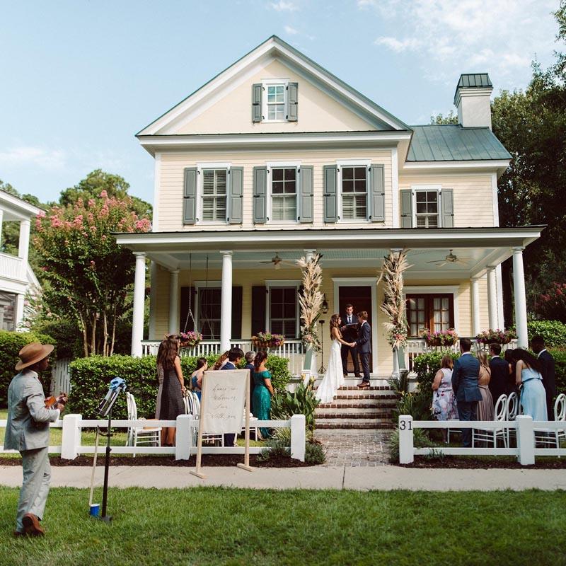 casamento civil em casa