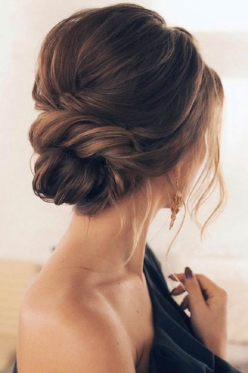penteados para casamento civil