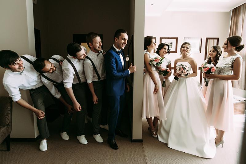 padrinhos de casamento